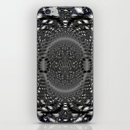 The Universe Unfolds iPhone Skin