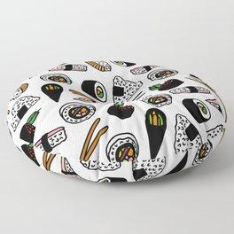 Sushi Floor Pillow