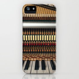 Piano inside iPhone Case