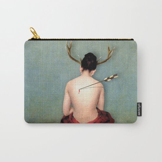 Heartache Carry-All Pouch