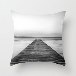 Sirmione, Italy Throw Pillow