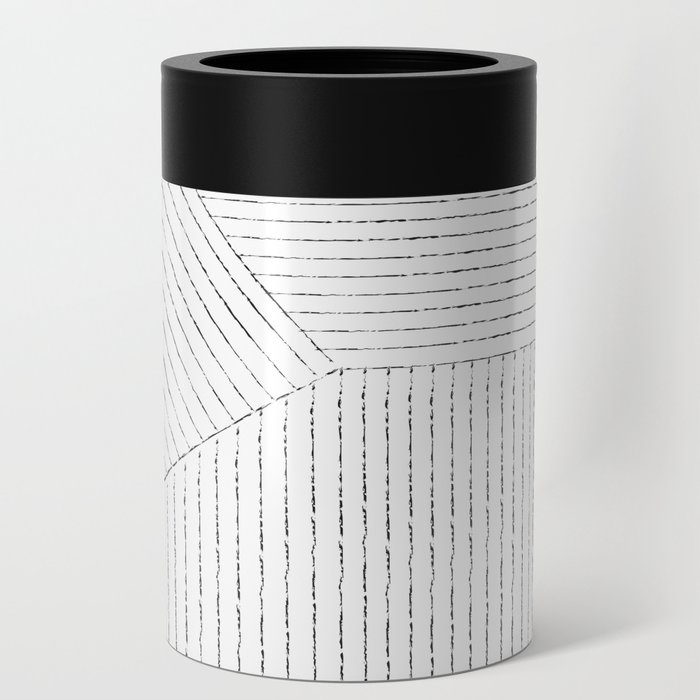 Lines Art Can Cooler