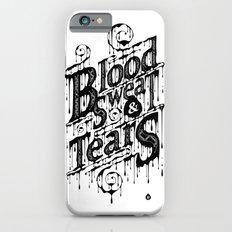 Blood, Sweat, & Tears iPhone 6s Slim Case