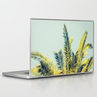 palm Laptop & iPad Skins featuring Palm by Esther Ní Dhonnacha
