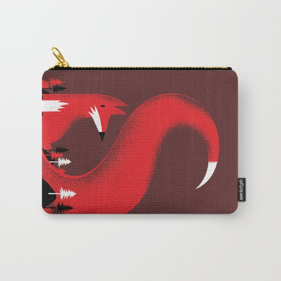 S like fox Carry-All Pouch