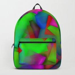 Softly cubism ... Backpack