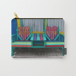 Heart Bench Carry-All Pouch