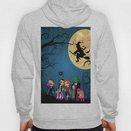 halloween dracula and friends Hoody