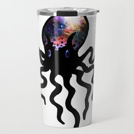 Space Octo Travel Mug