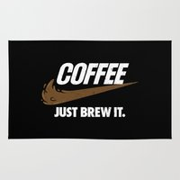Just Brew It Rug