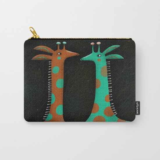 NECK AND NECK Carry-All Pouch