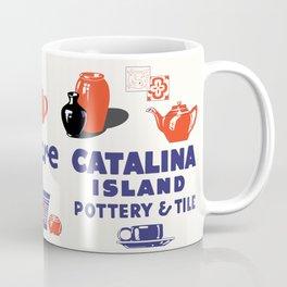 Catalina Island Pottery & Tile #1 Coffee Mug