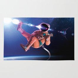 Space Uke  Rug