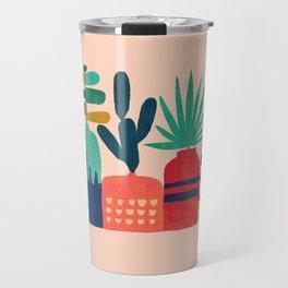 Plant mania Travel Mug