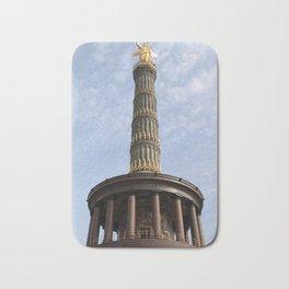Siegessäule Berlin Bath Mat