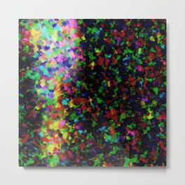 Abstract XXII Metal Print