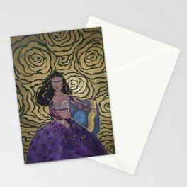 Queen's Ransom Stationery Cards