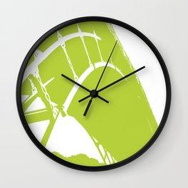 Ironbridge [Green] Wall Clock