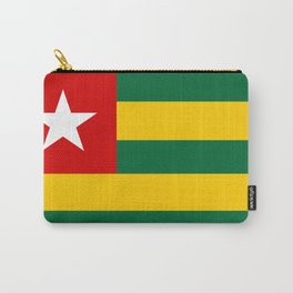 Togo country flag Carry-All Pouch