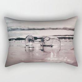 sea glass Rectangular Pillow