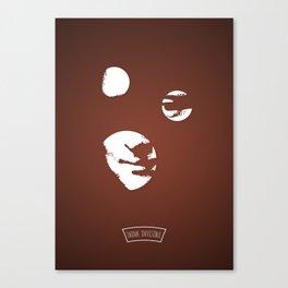 M... ...A Canvas Print