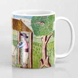 BETHLEHEM PROSPECTUS 3 (Painted Shed) Coffee Mug