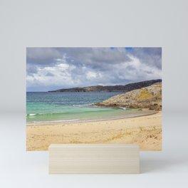 Scottish Beach Mini Art Print