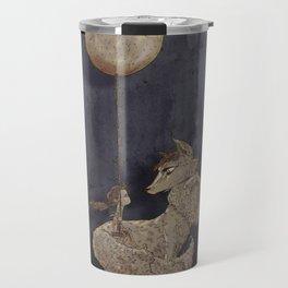 The Moon Fox Travel Mug