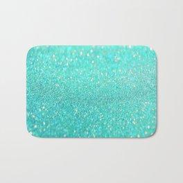 sparkle sea Bath Mat