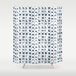 Floors Shower Curtain