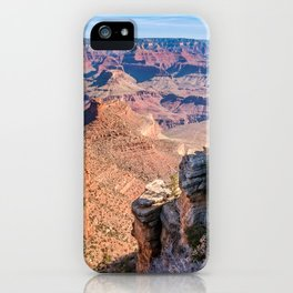 Morning at Bright Angel Trail - Grand Canyon iPhone Case
