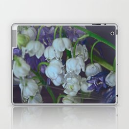 lily bells Laptop & iPad Skin