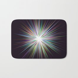 Shine sunshine design Bath Mat