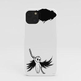 Halloween's angel iPhone Case