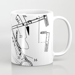 Inertial Mass Motion Coffee Mug