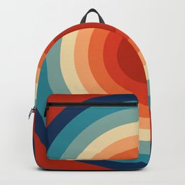 Concentric Circles #1 Backpack
