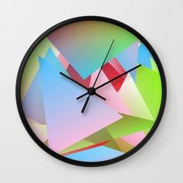 Outdoor Activities 2 Wall Clock