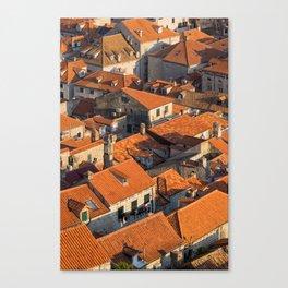 DUBROVNIK 12 Canvas Print