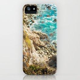 Deep As My Heart iPhone Case