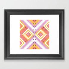 Backgammon Framed Art Print