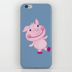 Pigg'o iPhone & iPod Skin