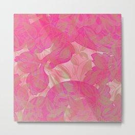 florals Metal Print