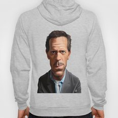 Celebrity Sunday ~ Hugh Laurie Hoody