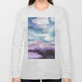 Stillness Long Sleeve T-shirt