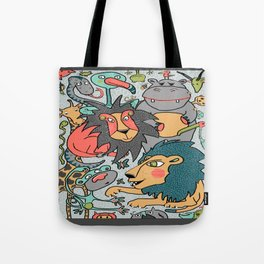 animals are cool Tote Bag