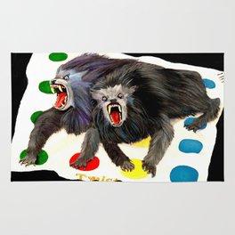 Werewolves with a Twist Rug