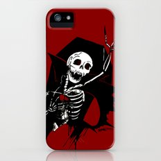 Death of Dracula iPhone (5, 5s) Slim Case
