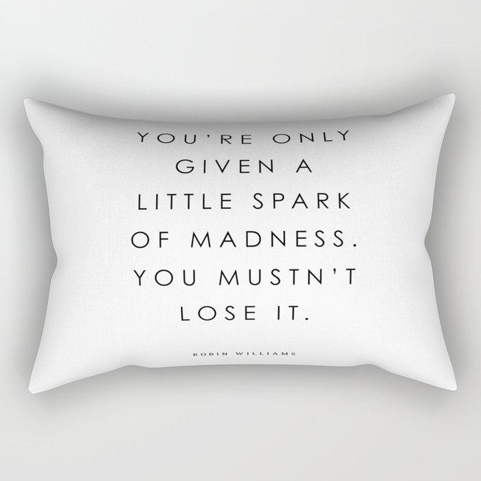 Spark Rectangular Pillow