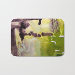 Landscape with Argonauts - Abstract 0034 Bath Mat