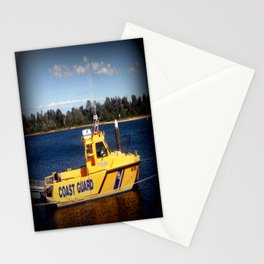 Coast Guard Stationery Cards